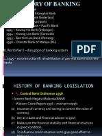 1.History of Banking