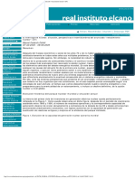 El Interrogante Nuclear_ Situación, Perspectivas e Incertidumbres Del Anunci