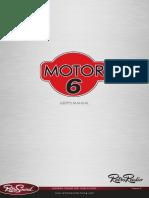 Motor6 Manual 02 2018