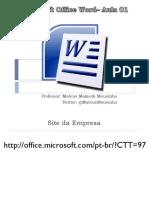 Curso - Office Word
