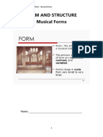 T2 Form & Structure