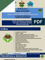 Profil Desa Kaloling KKN