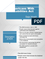 americans with disabilities act2