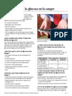 glucosa pfg