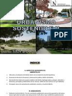 Urbanismo Sostenible II