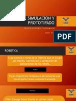 Robotica, Simulacion y Prototipado