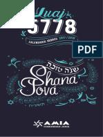 AMIA 5778