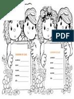 Carátula Cuadernos 2018 Deberes