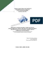 Diseño Sistema Riego y Drenaje