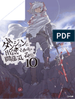 Danmachi Volumen 10