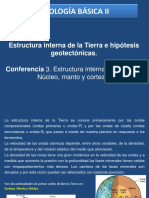 02 GEOLOGIA BASICA II Estructura interna Tierra.pptx