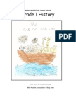 Grade1 History Book
