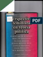 25.Pateman Criticas Feministas