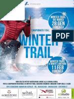 Winter Trail Monte Labbrone 2018