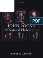 Peter R. Anstey - John Locke and Natural Philosophy (2011, Oxford University Press)