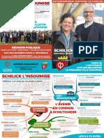 Tract Programme FI Schiltigheim