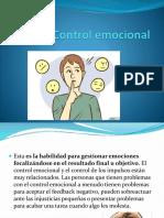 Control Emocional