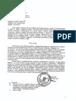 Potvrda Glavnog Projekta, Trg Žrtava Fašizma