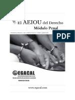 El Aeiou Del Derecho Penal - Guido Aguila Grados