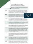 Global Assessment of Functioning (GAF)