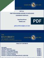 flite mini portfolio