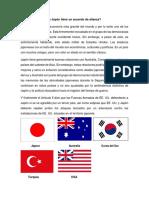 Aliados de Japón