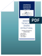 Tutoria proyecto estructuralHO