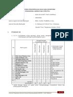 Borang Akeditasi SMP-MTs