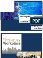 Teaching the K 12 Standards with ICT for Global Competitiveness