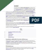 Quimica Medioambiental y Ciencias Ambientales