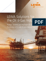 D6-400 LEWA Oil-gas-Industry en Us
