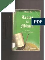 teoria da música - bohumil med 4ª edição