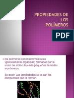 Propiedades de Los Polimeros