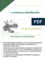 Parentesco e Identificacion