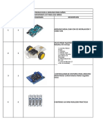 Arduino Excel