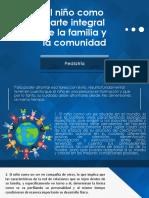 El Niño Como Parte Integral de La Familia