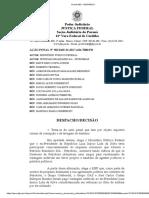 Decisão de Moro sobre processo que trata do sítio de Atibaia