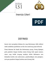 Inersia Uteri.pptx