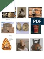 Culturas Del Peru Chavin Etc