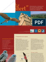 Cernic Primilla,Reforzamiento y Conservacion,Francia y Extremadura