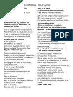 Pregón Pascual 2018