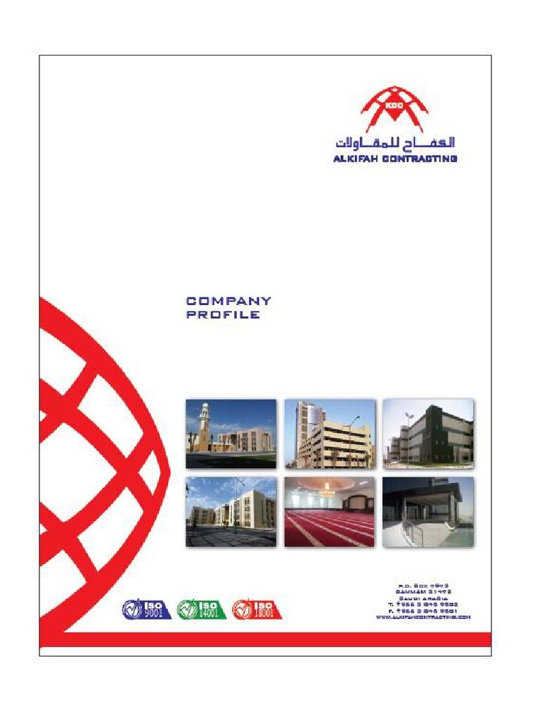 Kcc - Profile | Saudi Arabia | Building