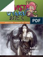 Revista Otaku Edicion 7 Sept10