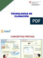 05 Tecnolog Cloración