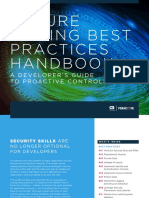 Secure Coding Best Practices Handbook Veracode Guide
