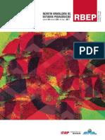 Revista Brasileira de Estudos Pedagógicos (Rbep) - Num 250