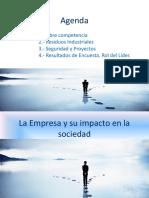 La Empresa y Su Impacto en La Sociedad - Libre Competencia Para CMF 2