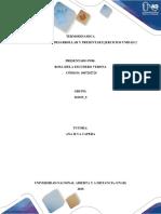 Guía y Rubrica - Fase 4 - Desarrollar y Presentar Ejercicios Unidad 2 f