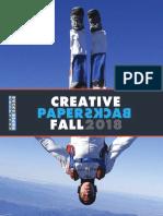 Fall 2018 Creative Paperbacks Catalog