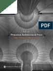 Fall 2018 Princeton Architectural Press Catalog